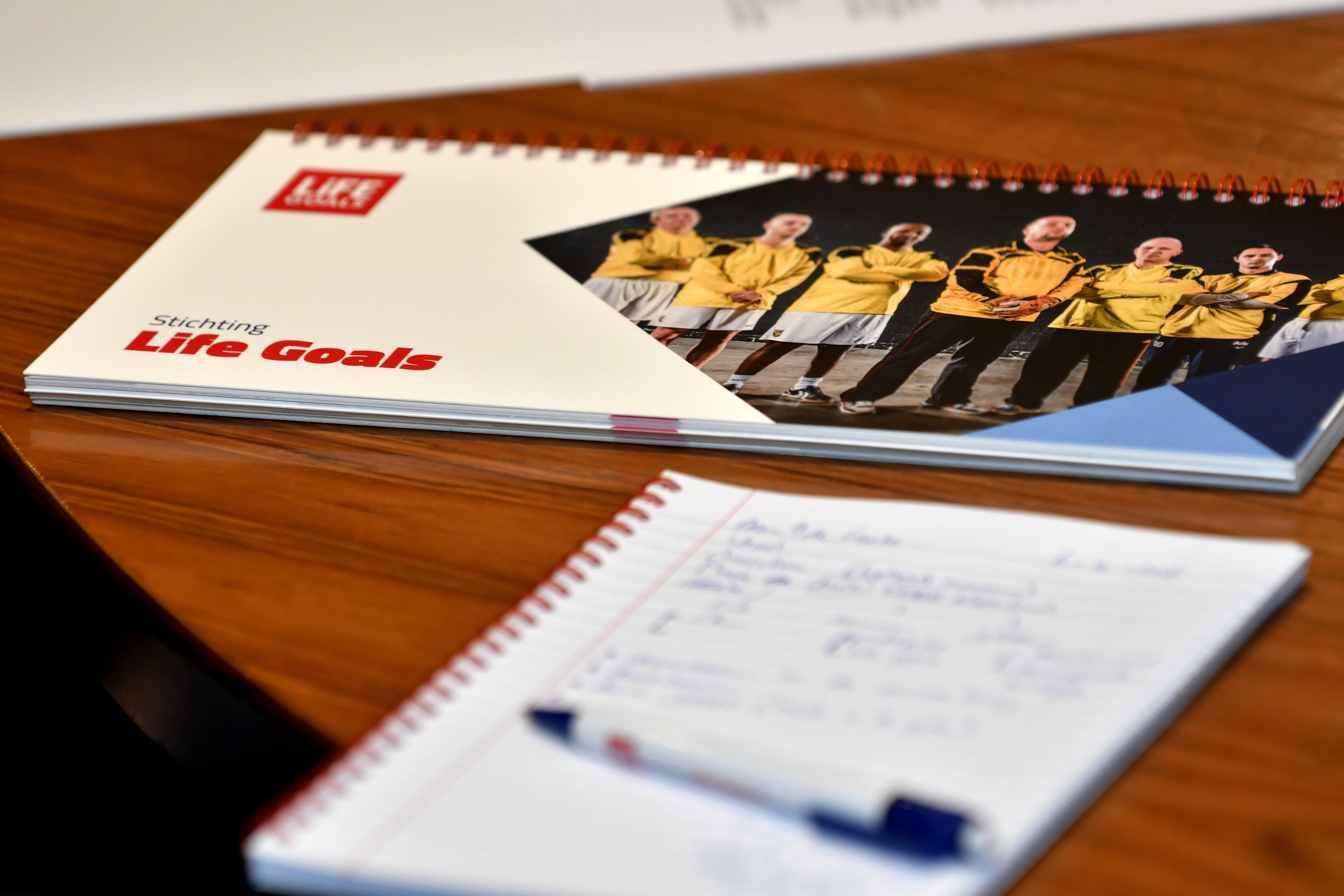 Stichting Life Goals Nederland presenteert jaarverslag 2017