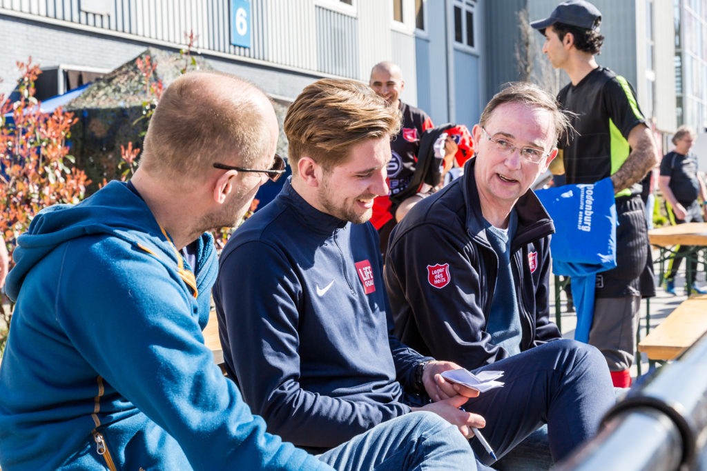 """Blog 2: Rien Timmer, senior beleidsmedewerker Leger des Heils: """"Sport als middel en het Leger des Heils""""-0"""