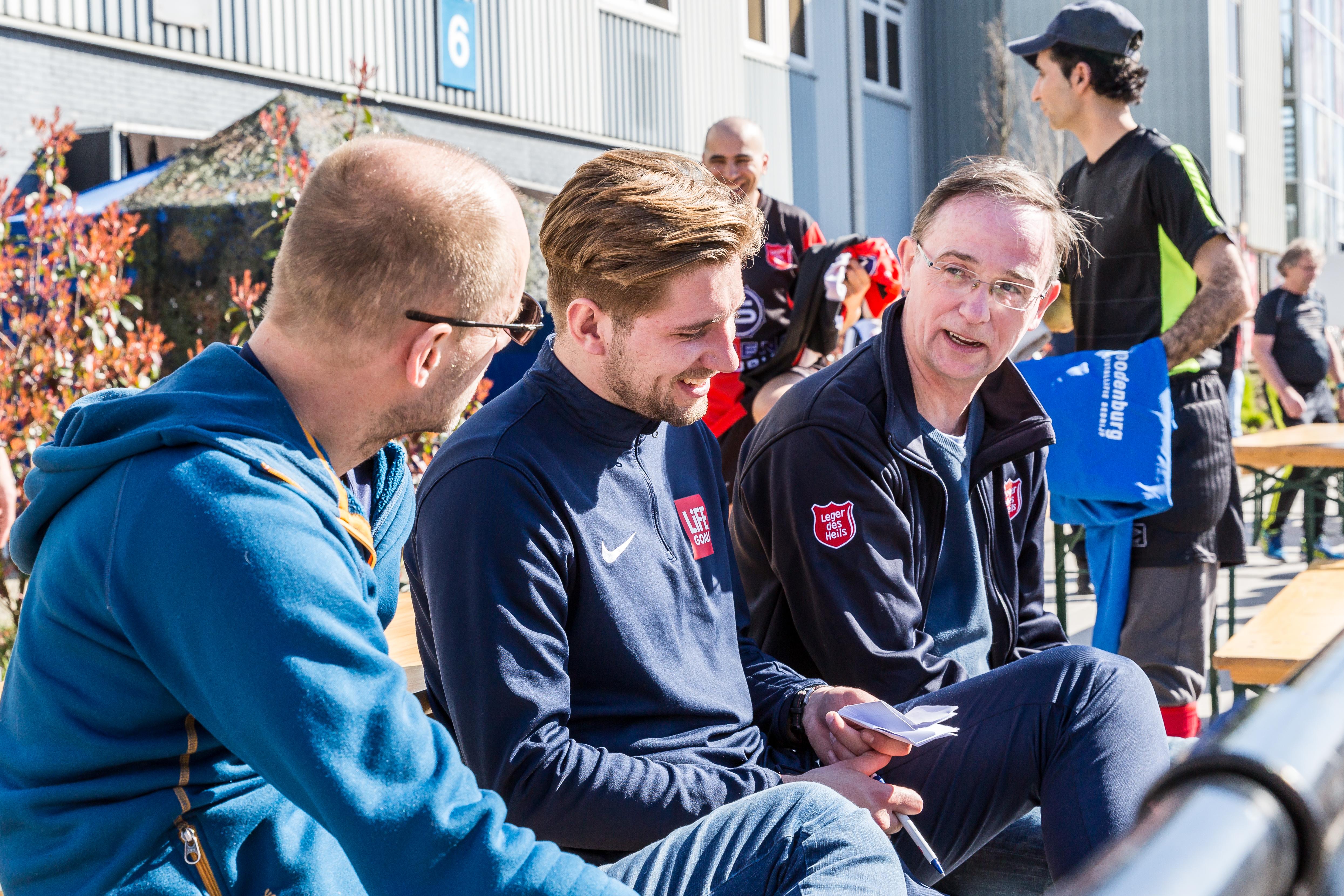 """Blog 2: Rien Timmer, senior beleidsmedewerker Leger des Heils: """"Sport als middel en het Leger des Heils"""""""