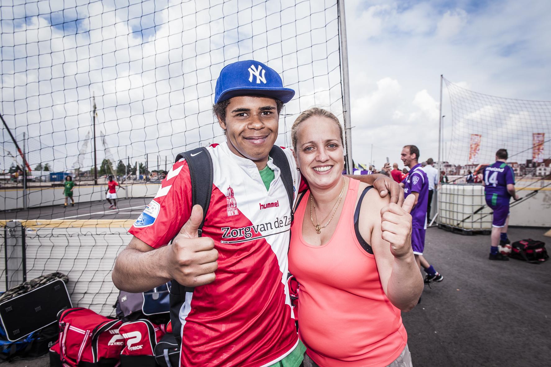 Sfeerverslag: Paling meets straat tijdens Life Goals Festival Harderwijk