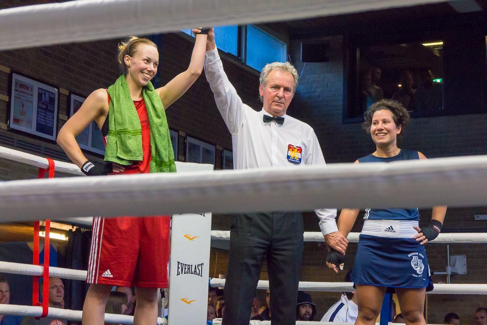 Blog 9: Tara van den Berg, trainster cursus Maatschappelijke Sportcoach