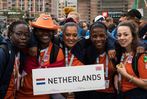 Evaluatie: Homeless World Cup