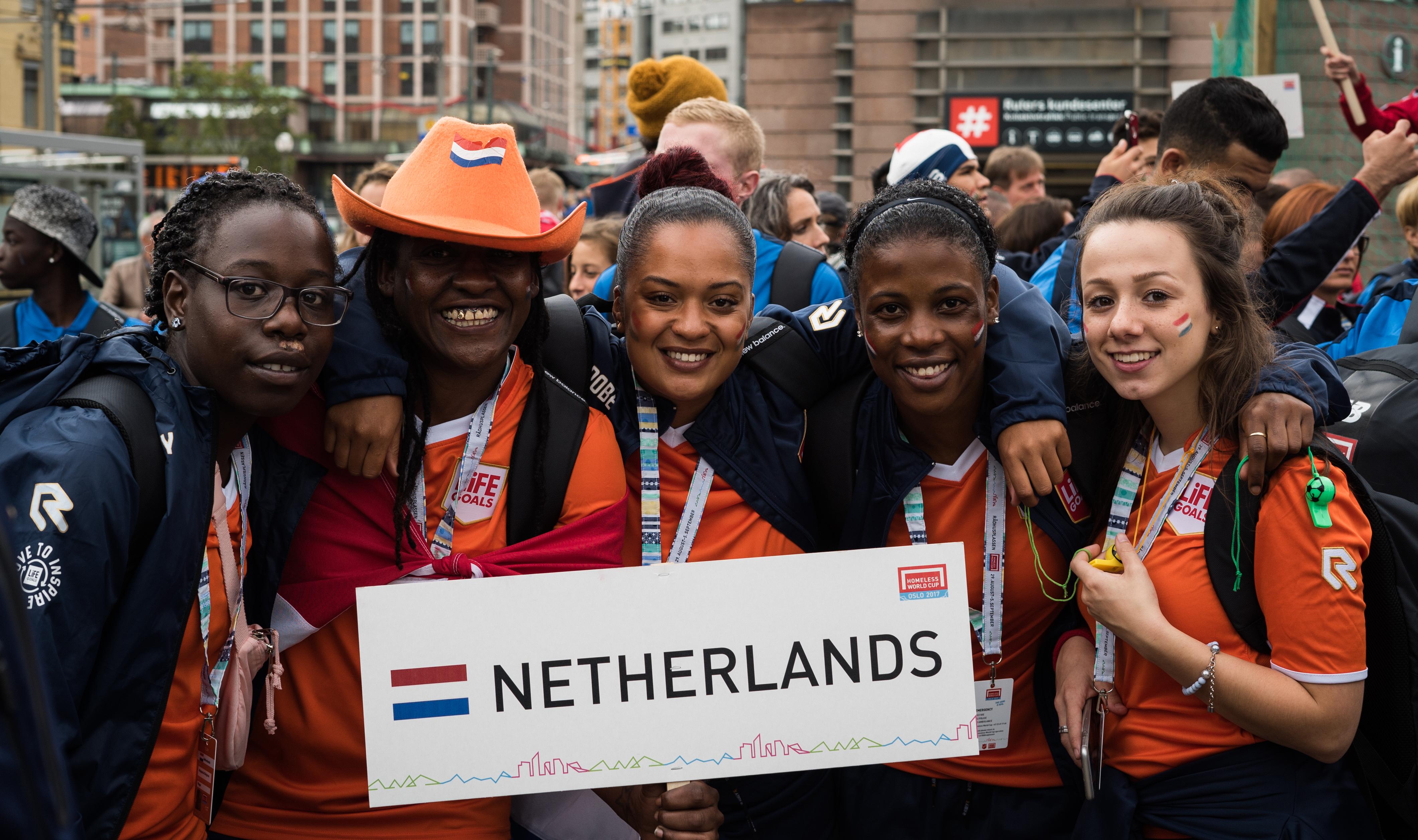 Evaluatie Homeless World Cup Oslo: Positieve ontwikkeling deelnemers