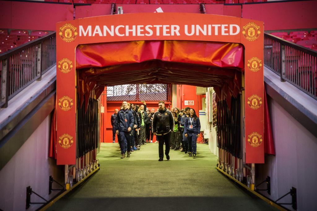 Stadion tour Manchester