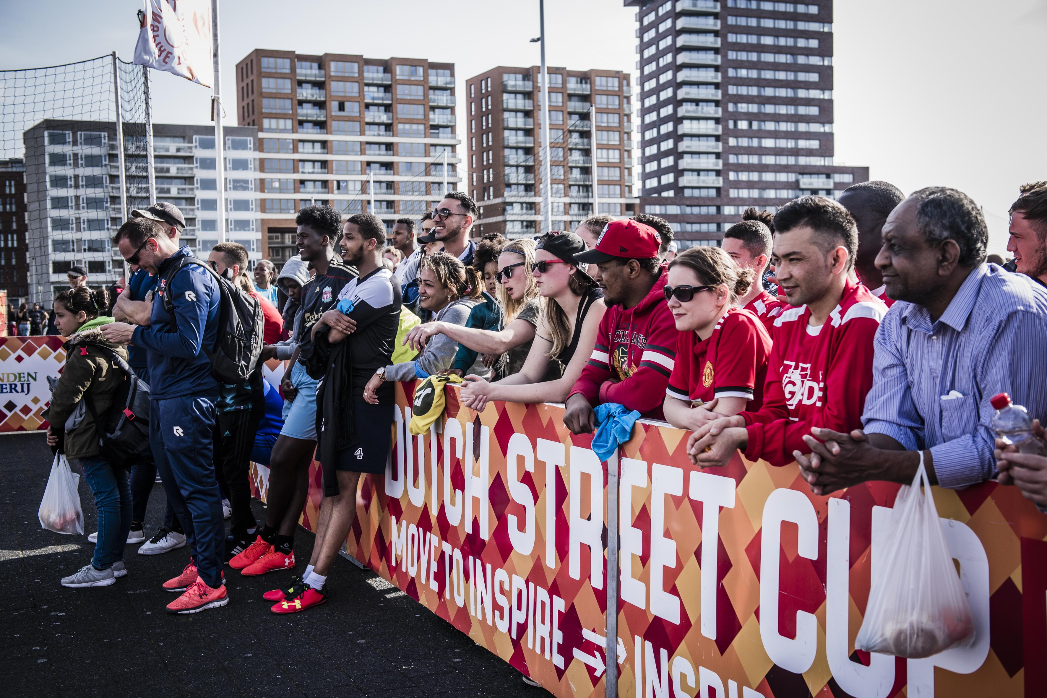 Op Life Goals Festival Rotterdam werd weer gescoord, gezweet en gecombineerd