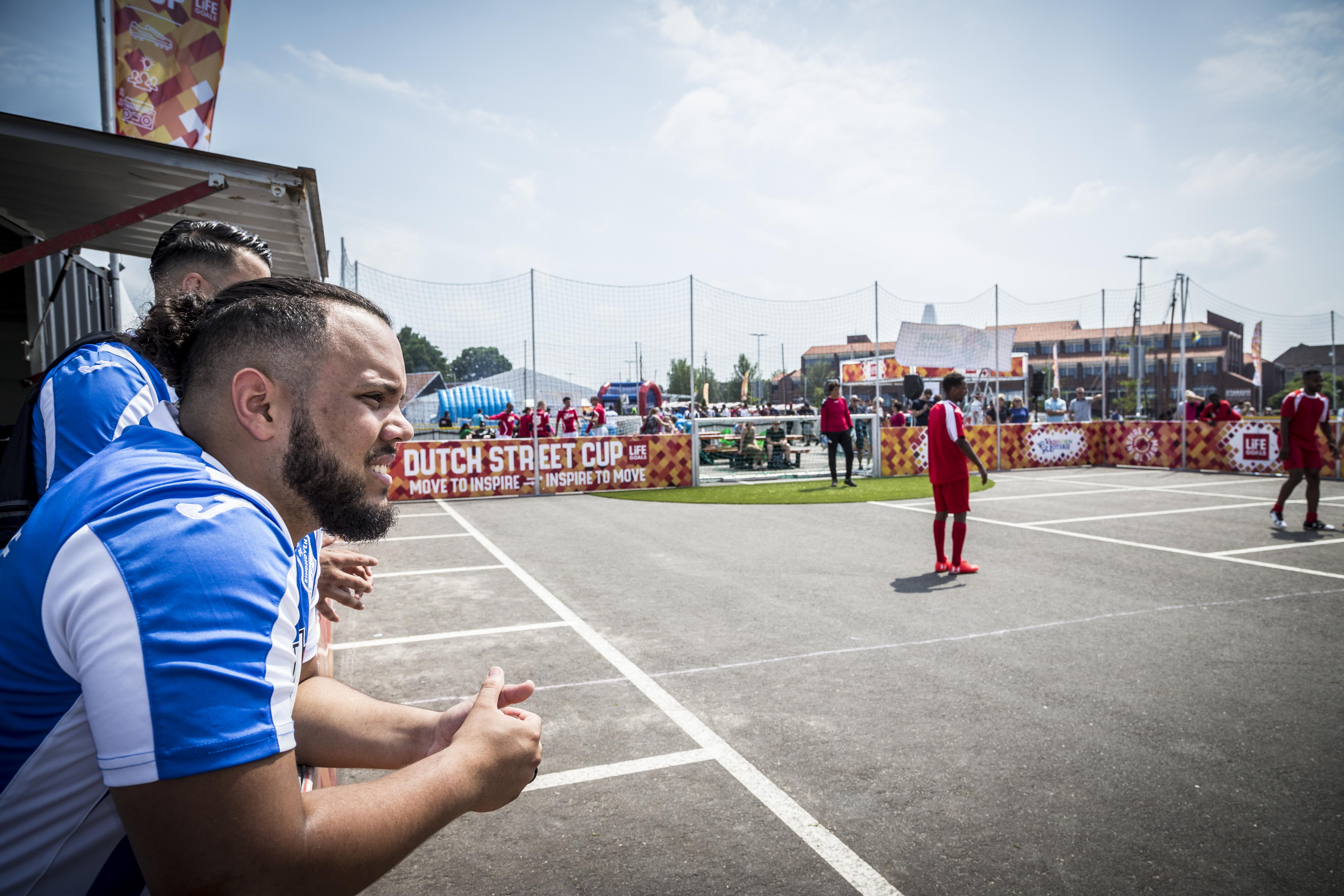 Keihard werken op Life Goals Festival Harderwijk X Veluwe Games