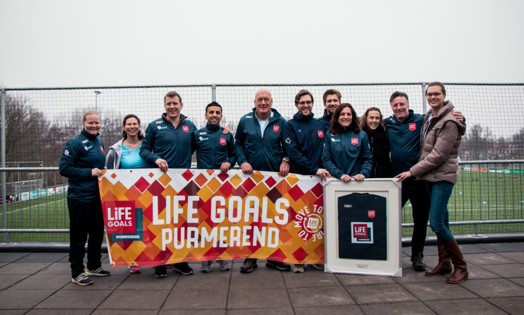 Kick-off Life Goals Purmerend