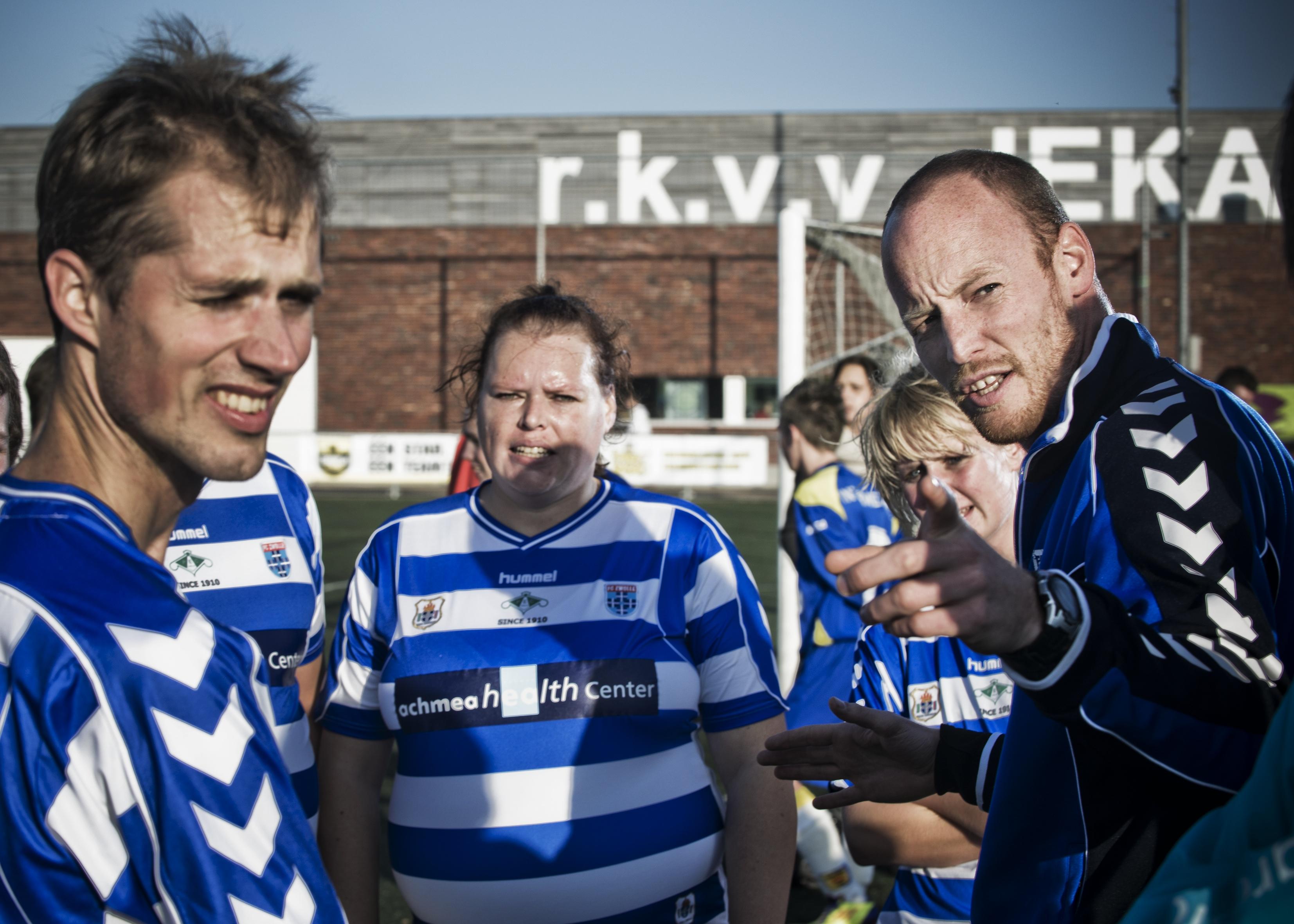 Op bezoek bij: Cursus Maatschappelijke Sportcoach in Bergen op Zoom
