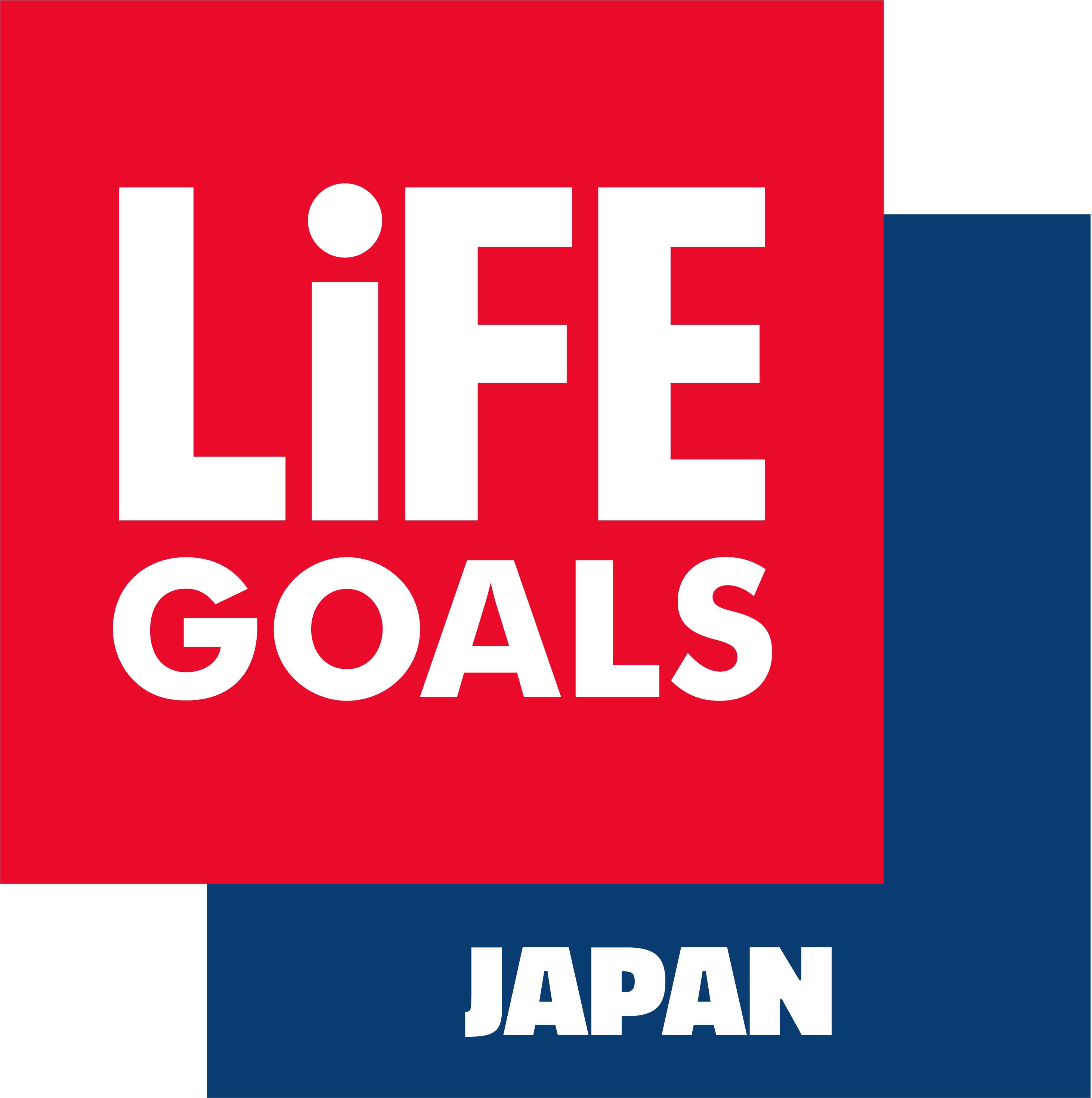 LIfe Goals Japan