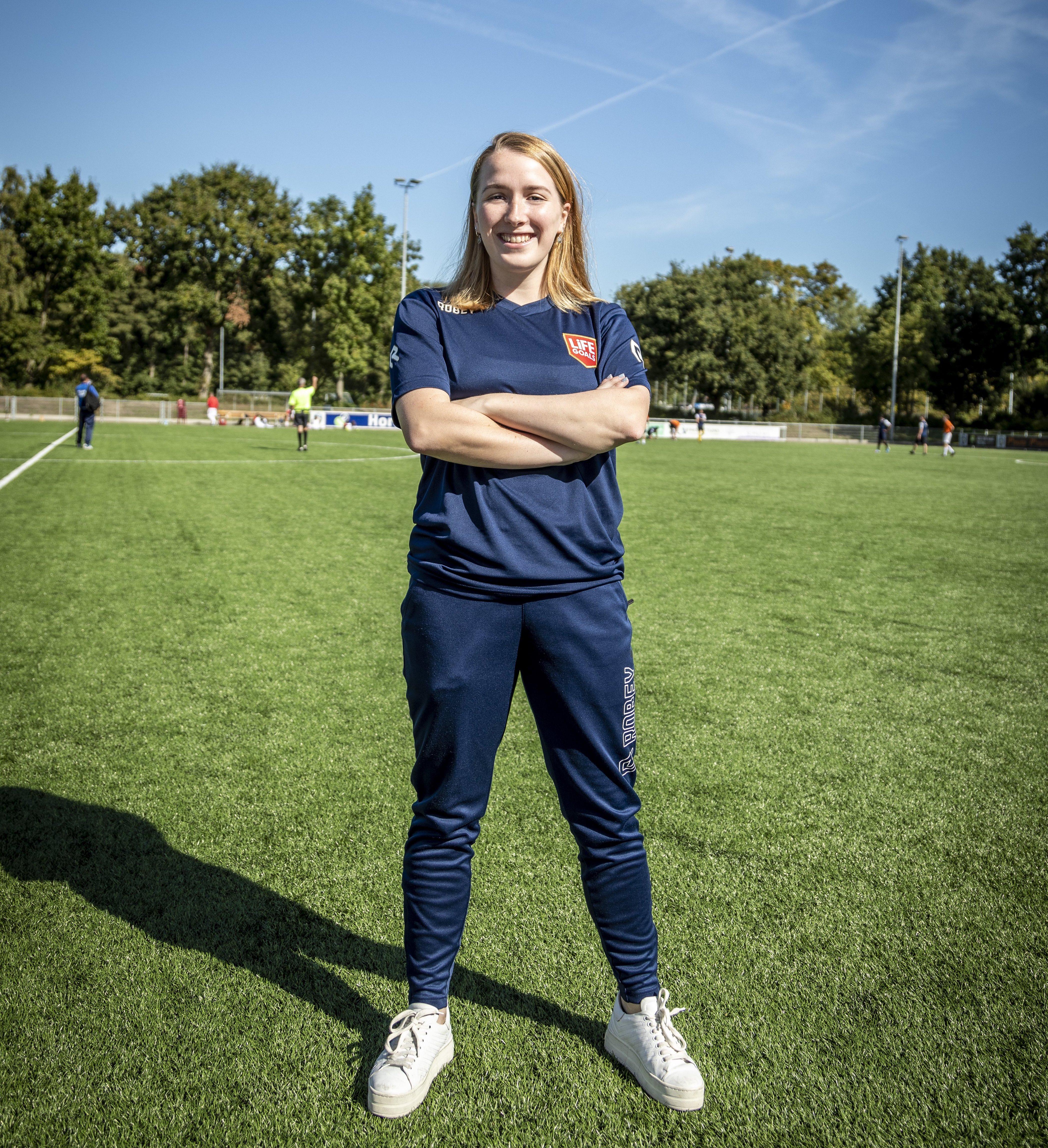 Even voorstellen: Claudia Takman, stagiair projectmedewerker Stichting Life Goals Nederland