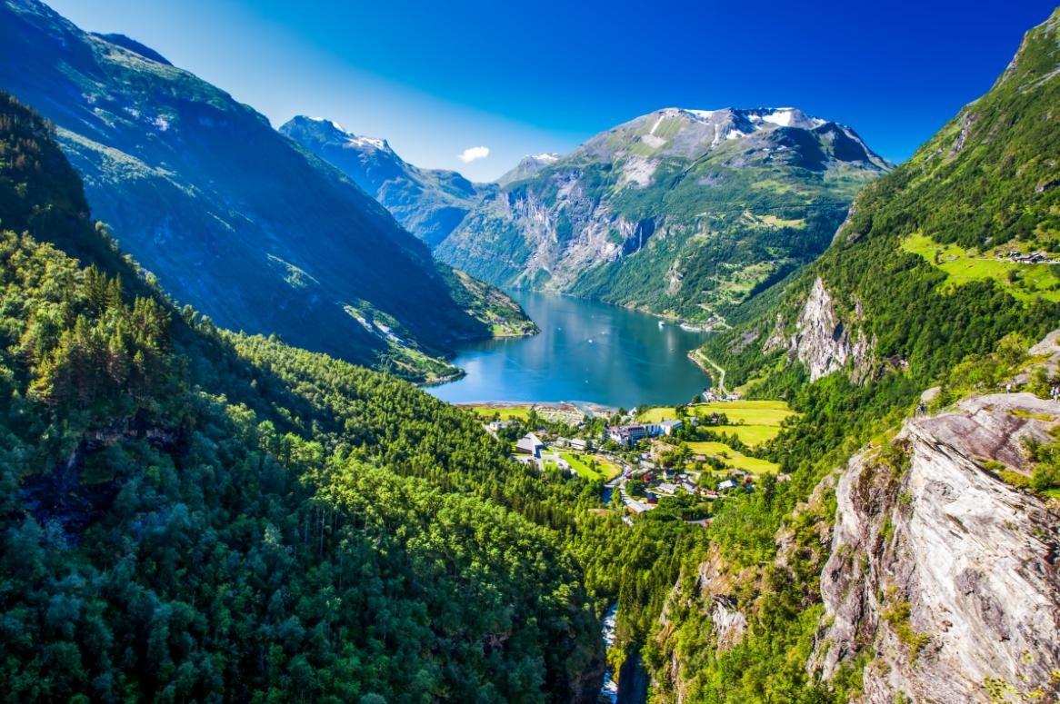 Introducing the teams: Norway!