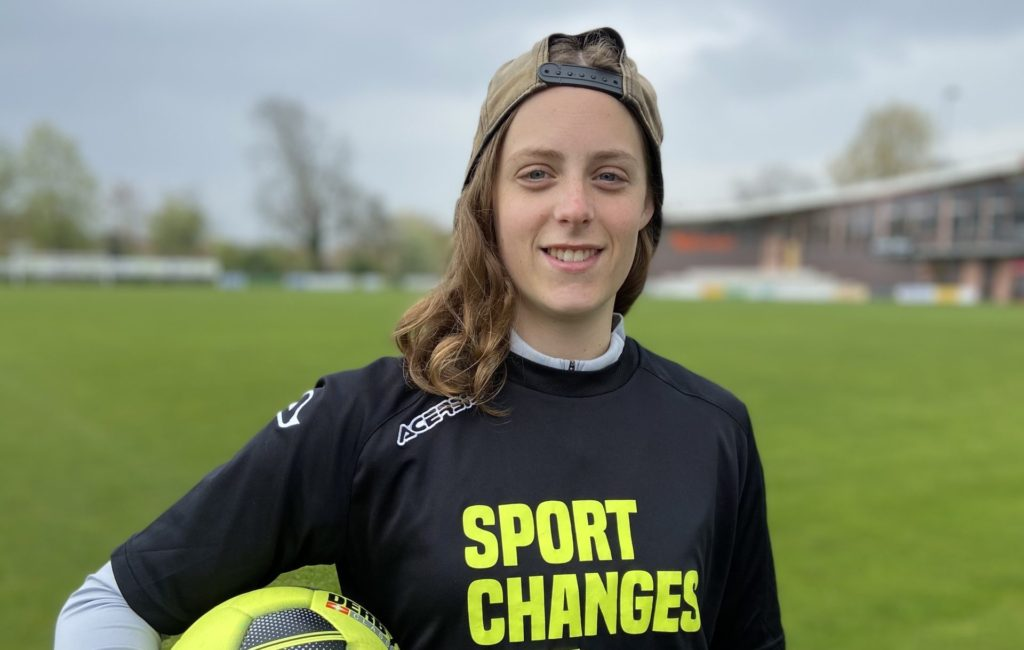 Isabelle found her passion after a long wander: sport
