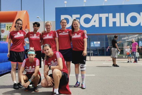 Team Roemenie bestaat uit zeven jonge vragen