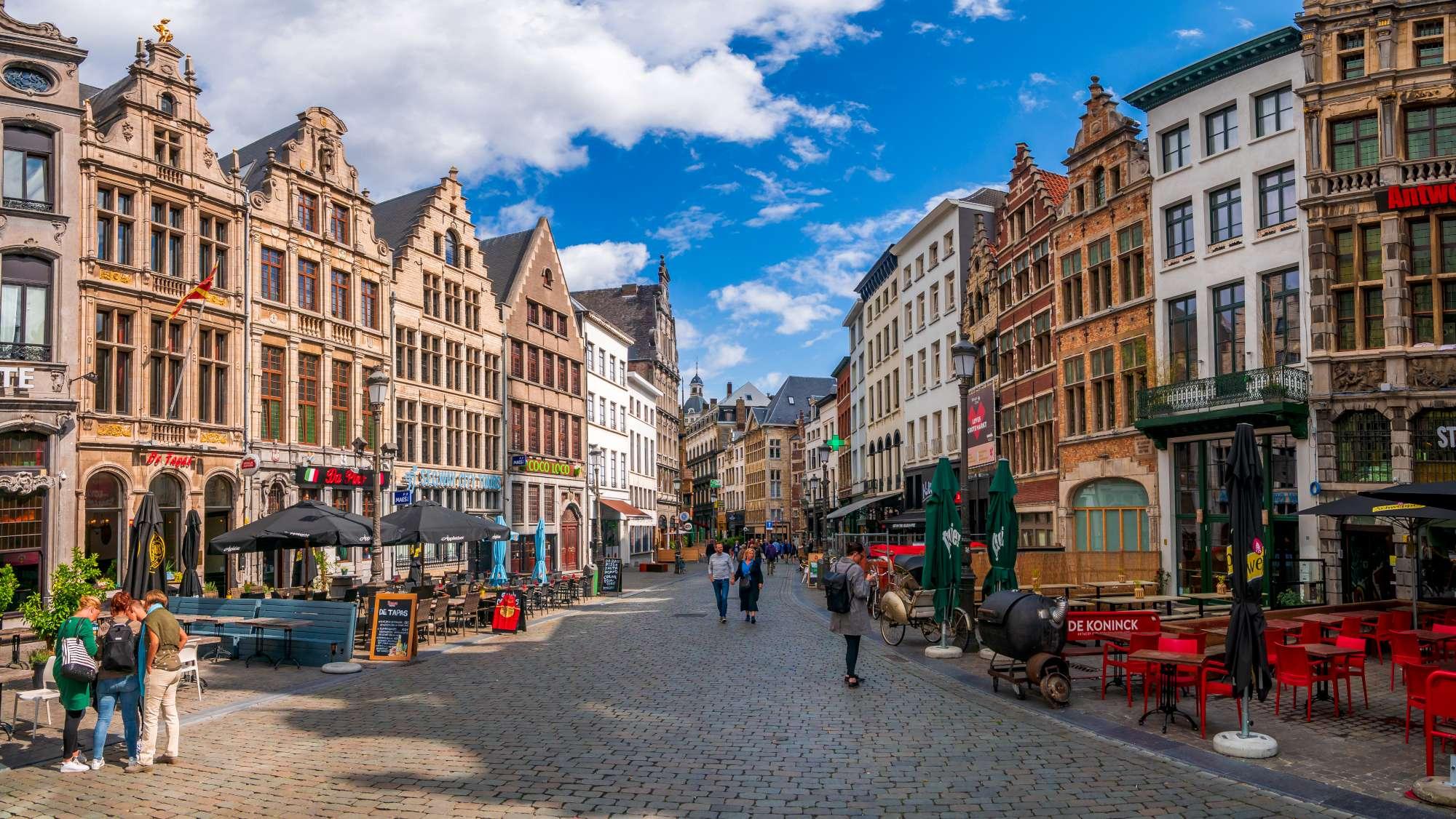 Introducing the teams: Antwerp!