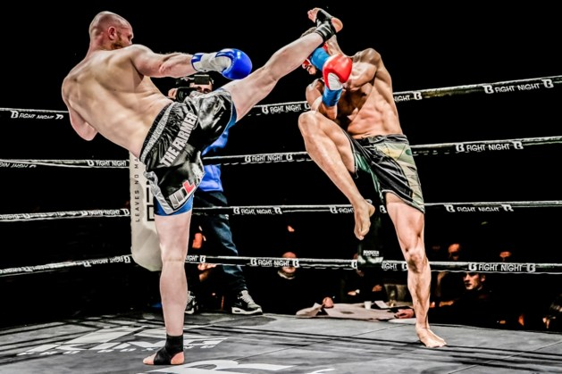 Which side-event will you join? Kickboxing!